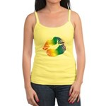 Big Rainbow Lips Jr. Spaghetti Tank