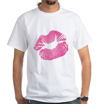 Big Pink Lips T-Shirts, Hoodies & Gifts - Whee! Design