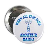 "Amateur Radio 2.25"" Button (10 pack)"