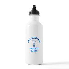 Amateur Radio Water Bottle