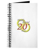 &quot;Twentieth Anniversary&quot; Journal