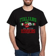 Italians Are Better Kissers T-Shirt