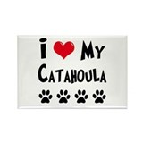 Catahoula Rectangle Magnet (10 pack)