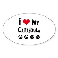 Catahoula Decal