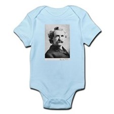 Mark Twain Infant Creeper
