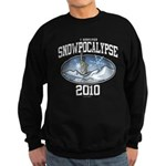 Snowpoocalypse 2010 - NYC Dark Sweatshirt (dark)
