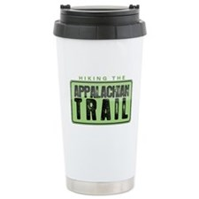 Hiking the Appalachian Trail Ceramic Travel Mug