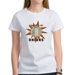 Powered by Onions Women's T-Shirt