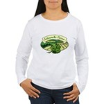 Salmonella Farms - Cilantro Women's Long Sleeve T-Shirt