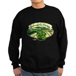 Salmonella Farms - Cilantro Dark Sweatshirt (dark)