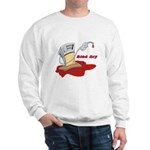 Bled Dry at the Gas Pump Sweatshirt