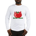 Rotten Tomato Long Sleeve T-Shirt