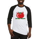 Rotten Tomato Baseball Jersey