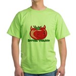 Rotten Tomato Green T-Shirt