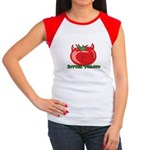 Rotten Tomato Women's Cap Sleeve T-Shirt