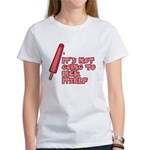 It's Not Going to Lick Itself Women's T-Shirt