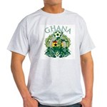 Ghana Soccer Light T-Shirt