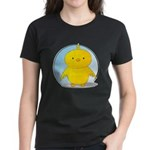 Whee! Chick v2.0 Women's Dark T-Shirt