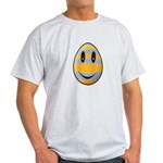 Smiley Easter Egg Light T-Shirt