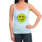Smiley Face - Evil Grin Jr. Spaghetti Tank