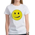 Smiley Face - Evil Grin Women's T-Shirt
