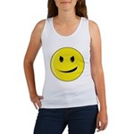 Smiley Face - Evil Grin Women's Tank Top