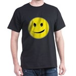 Smiley Face - Evil Grin Dark T-Shirt