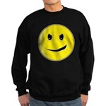 Smiley Face - Evil Grin Dark Sweatshirt (dark)