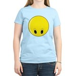 Smiley Face - Looking Down Women's Light T-Shirt
