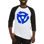 Blue 45 RPM Adapter Baseball Jersey