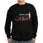 Red Executive Chef Dark Sweatshirt (dark)