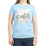 Green Sous Chef Women's Light T-Shirt