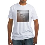 Iron (Fe) Fitted T-Shirt