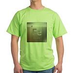 Iron (Fe) Green T-Shirt