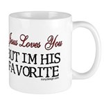 Jesus Loves You... Mug