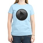 Play Button Women's Light T-Shirt
