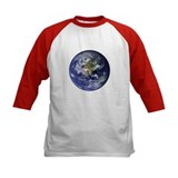 Western Earth from Space Tee