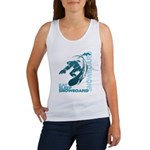 Eat Sleep Snowboard Women's Tank Top