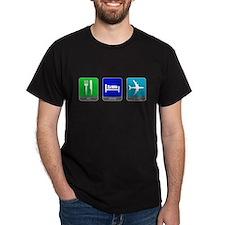 Eat, Sleep, Pilot T-Shirt