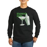 Shamrock Shake Long Sleeve Dark T-Shirt