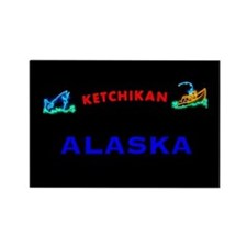 Ketchikan Sign Magnet