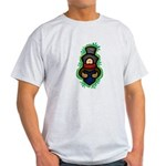 Christmas Caroler Light T-Shirt