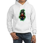 Christmas Caroler Hooded Sweatshirt