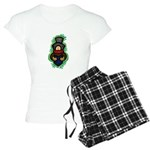 Christmas Caroler Women's Light Pajamas