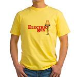 Electric Sex Leg Lamp 2 Yellow T-Shirt