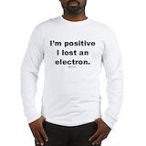 Chemistry Long Sleeve T-shirts
