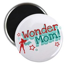 Wonder Mom Magnet