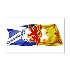 Scotland Football Fashion Car Magnet 20 x 12