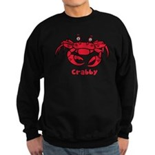 Crabby Crab Sweatshirt