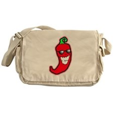 Cool Chili Pepper Messenger Bag
